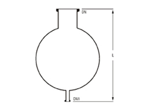 ADDITION SPHERICAL VESSELS
